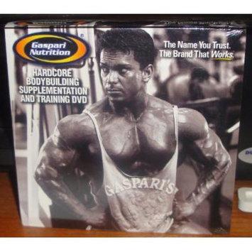 Gaspari Nutrition Hardcore Bodybuilding Supplementation and Training DVD