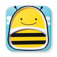 Skip Hop Zoo Melamine Plate - Bee