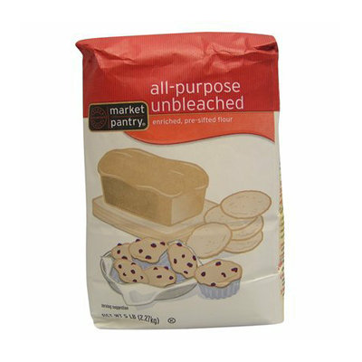 market pantry MP FLOUR UNBLEACHED 5LB