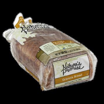 Nature's Promise Naturals Granola Bread