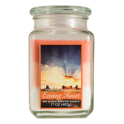 Aroma Everyday Memories 17-oz. Evening Sunset Jar Candle