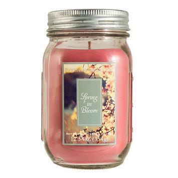 Kohls Everyday Memories 12.5-oz. Spring In Bloom Mason Jar Candle