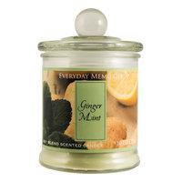 Kohls Everyday Memories 10-oz. Ginger (Red) Mint Jar Candle