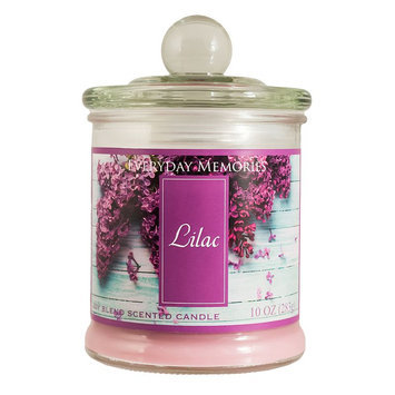 Kohls Everyday Memories 10-oz. Lilac (Purple) Jar Candle