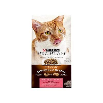 PRO PLAN® SAVOR® Shredded Blend Salmon & Rice Formula Cat Food