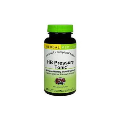 Herbs Etc. HB Pressure Tonic - 60 Softgels