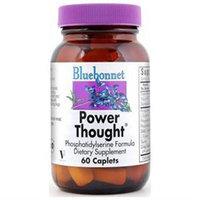 Bluebonnet Nutrition - Power Thought Phosphatidylserine Formula - 60 Caplets