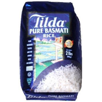 TILDA PURE BASMATI RICE 2 LB