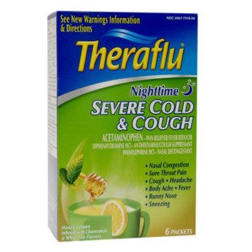 Novartis Consumer Health Theraflu Honey Lemon & White Tea Multi-Symptom Pain Reliever/Fever
