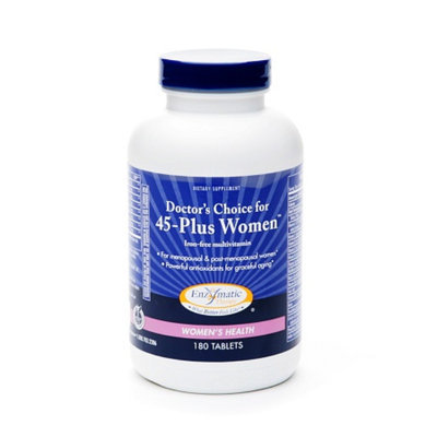 Enzymatic Therapy Doctor's Choice For 45-Plus Women