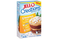 JELL-O Creations S'mores Cups Dessert Kit