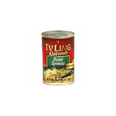 KeHe Distributors 31804 TY LING STIR FRY BEAN SPROUT - Case of 12 - 15 OZ