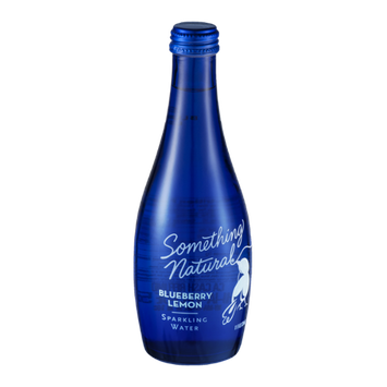 Something Natural Sparkling Water Blueberry Lemon