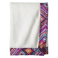 Mudhut Bengal Baby Blanket