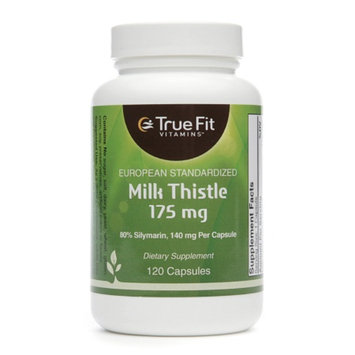 True Fit Vitamins European Standardized Milk Thistle