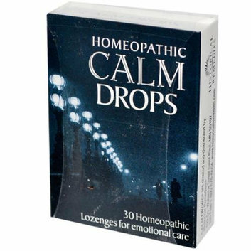 Historical Remedies Homeopathic Calm Drops 30 Lozenges Case of 12