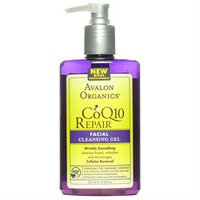 Avalon Organics CoQ10 Repair Facial Cleansing Gel