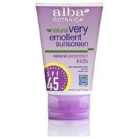 Alba Botanica Very Emollient Sunblock Natural Protection Kids