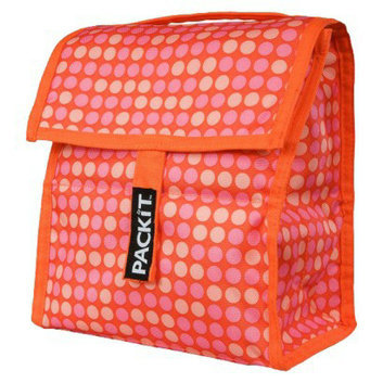 Packit Polk A Dot Personal Cooler Lunch Bag