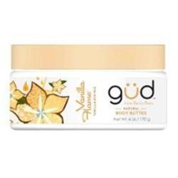 Gud Vanilla Flame Natural Body Butter - 6 oz