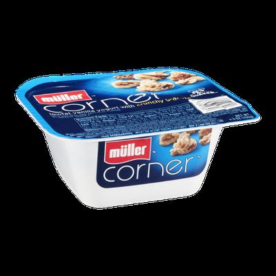 Muller® Corner Lowfat Vanilla Yogurt with Crunchy Granola