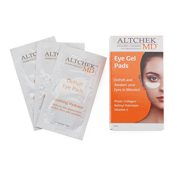 Altchek MD Eye Gel Pads, Multi/None