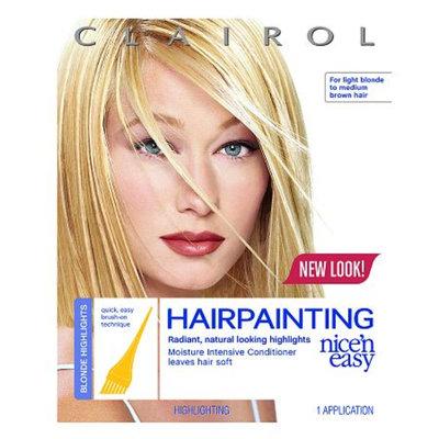 Clairol Nice'n Easy Hairpainting