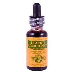 Herb Pharm - Healthy Liver Tonic - 1 oz. formerly Dandelion/Milk Thistle Compound