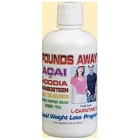 Dynamic Health Laboratories, Inc. Pounds Away, with Acai and Hoodia, 32 fl oz (946 ml)