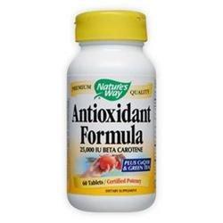 tures Way Antioxidant Formula 60 Caps from Nature's Way