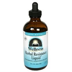 Source Naturals Wellness Herbal Resistance Liquid, 8 fl oz