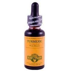 Herb Pharm Turmeric Liquid Herbal Extract - 1 fl oz