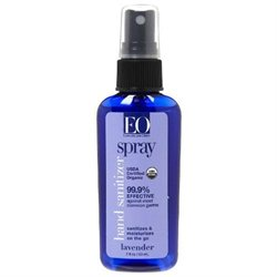 EO Products Hand Sanitizing Spray - Organic Lavender