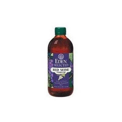 EDEN FOODS Red Wine Vinegar Raw 16 OZ