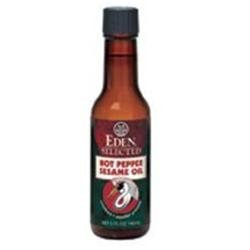 EDEN FOODS Hot Pepper Sesame Oil 5 OZ