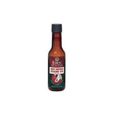 EDEN FOODS Hot Pepper Sesame Oil 5 OZ