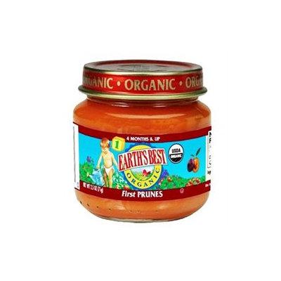 Earths Best 39240 1st Food Organic Prunes Baby Food