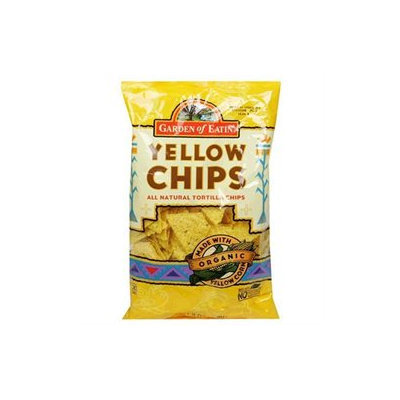 GARDEN OF EATIN Organic Yellow Tortilla Chips 19 OZ