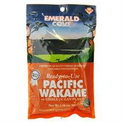 EMERALD COVE Wakame Sea Vegetables 1.76 OZ