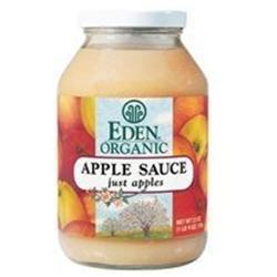 Eden Foods - Organic Apple Sauce - 25 oz.