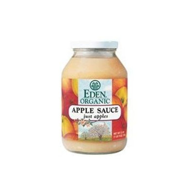 Eden Foods - Organic Apple Sauce - 25 oz.