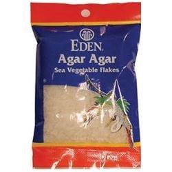 Eden Foods Agar Agar Sea Vegetable Flakes - 1 oz