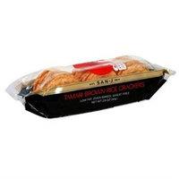 San-J 36243 Tamari Brown Rice Crackers