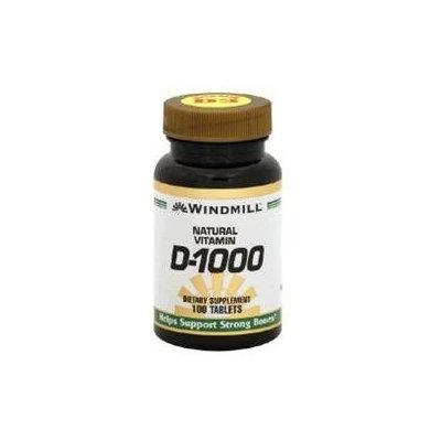 Windmill Natural Vitamin D-1000