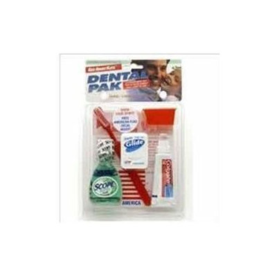 Glide Get Away Dental Kit - 6 Piece