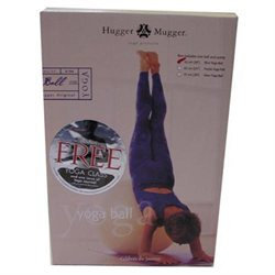 Hugger Mugger Yoga Exercise Ball - 55cm