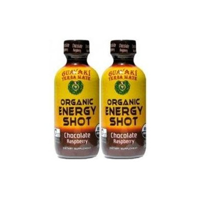 Guayaki - Organic Energy Shot Chocolate Raspberry - 2 oz.