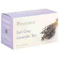 Revolution Tea Earl Grey Lavender Tea - 16 Tea Bags
