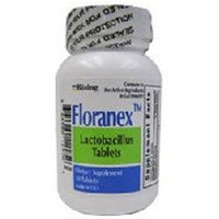 Floranex Tablets Floranex Dietary Supplement Tablets - 50 Ea