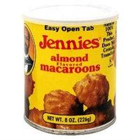 Jennies - Macaroons Almond Flavored - 8 oz.